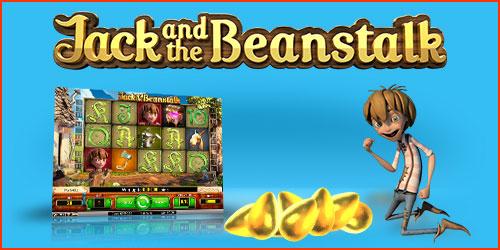 Jack and the Beanstalken häftig spelautomat!