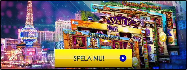 Nya spel hos CasinoEuro