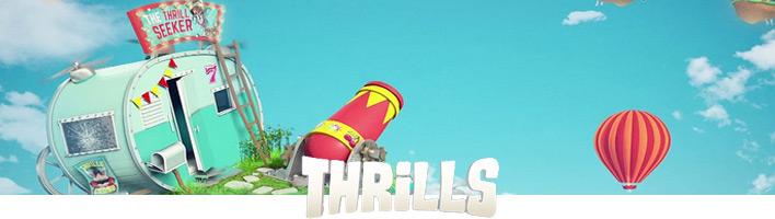 Thrills Casino - det flygande casinot