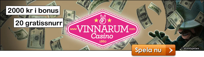 Vinnarum Bonus & Spin