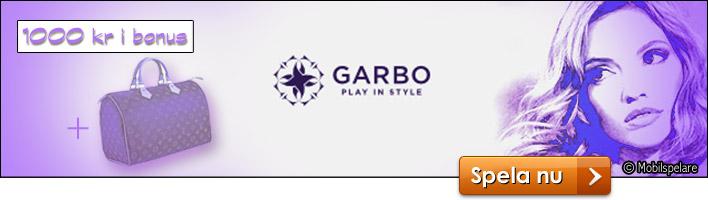 Garbo casino - ett casino för kvinnor i farten