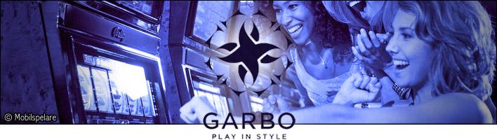Spela hos Garbo Casino