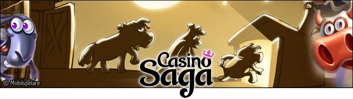 Spela hos Casino Saga