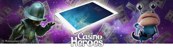 Casino Heroes - ett casino äventyr