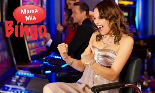 MamaMia Bingo - det trevliga casinot