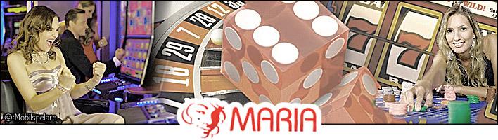 Maria Casino startbonus