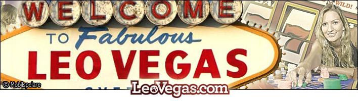 Leo Vegas mobil casino