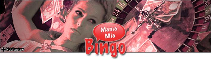 MamaMia Bingo välkomstbonus