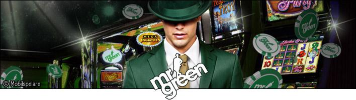 Spela hos Mr Green