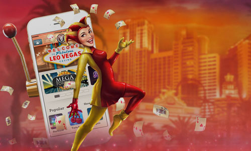 Leo Vegas - mobil casino
