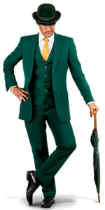 MR Green - ett gentlemannaspel